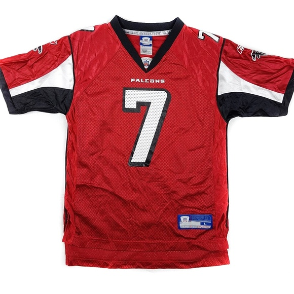 2b50e67e Atlanta Falcons Youth Jersey Large Michael Vick #7